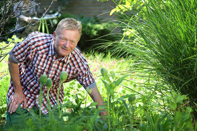 Minder onderhoud en meer gemak in de tuin